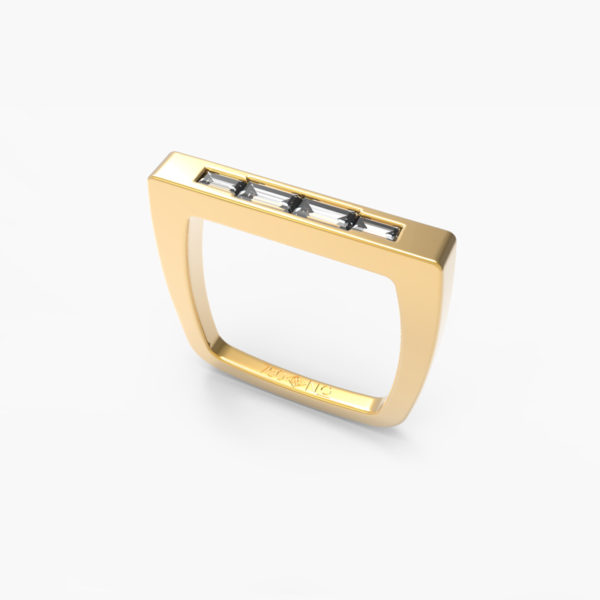 bague MB1 Extrafine - Perspective